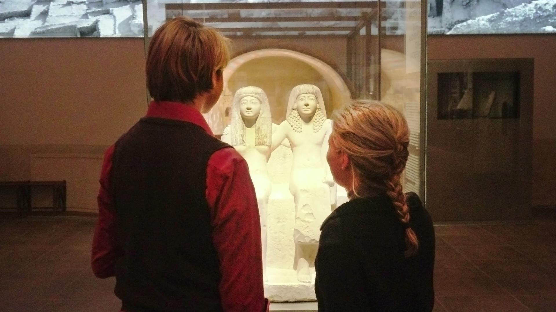 San Valentino al Museo Egizio