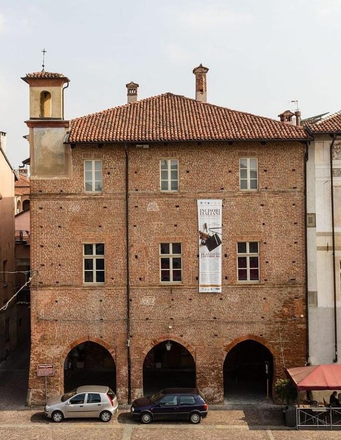 Apre con Scultura/scultura la stagione 2018 di palazzo Lomellini a Carmagnola