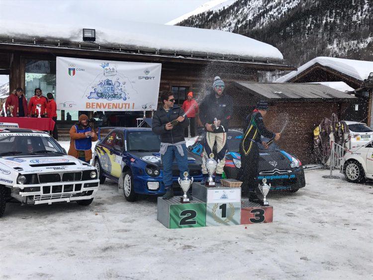 Ice Challenge: il moncalierese Saracco è sesto in campionato