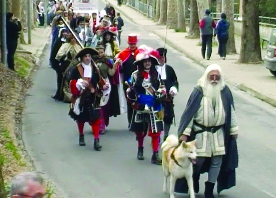 Sfilata di Carnevale rinviata anche a Trofarello