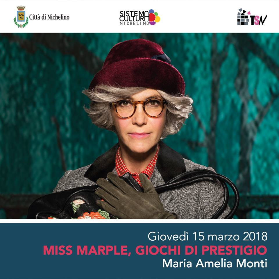 NICHELINO – Miss Marple arriva al Superga