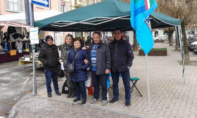 CARMAGNOLA – La Uila raccoglie firme per iniziative di legge popolare
