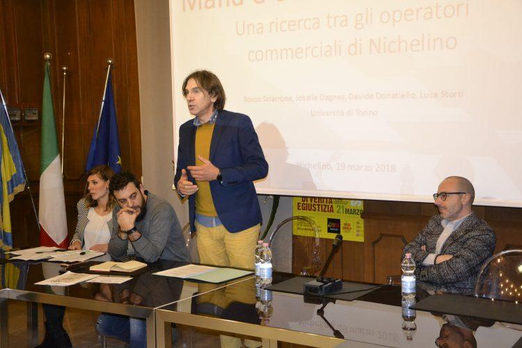 A Nichelino presentati i risultati di un'indagine sulla legalità