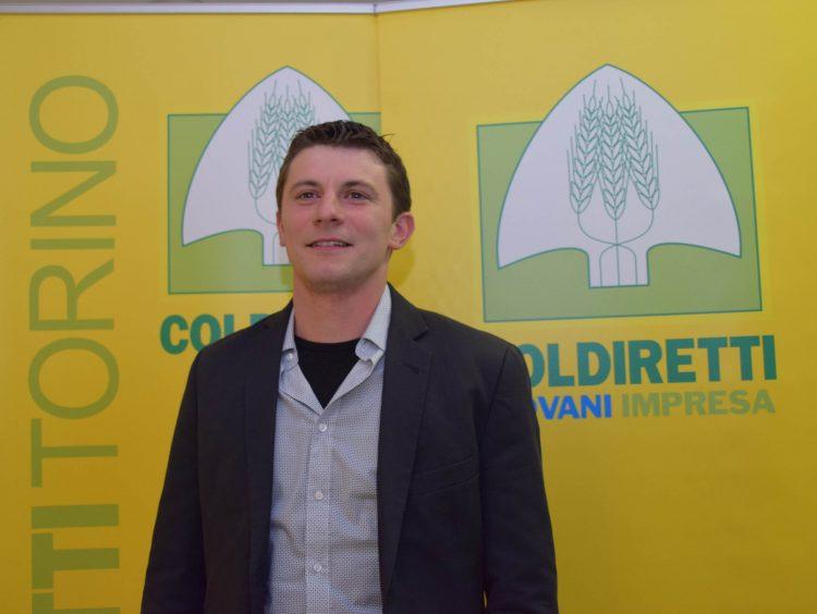 E' di Riva presso Chieri il nuovo delegato provinciale di Coldiretti