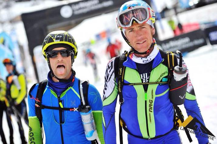 Grossi-Vergano nella top100 della Pierra Menta, il Tour de France di Scialpinismo