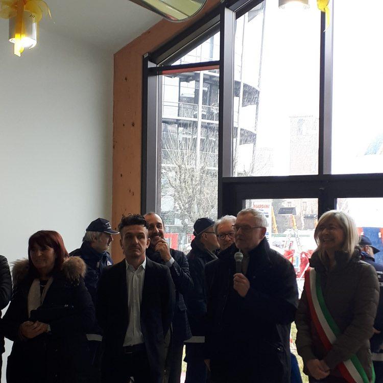 CARMAGNOLA – Aperto il salone fieristico di piazza Italia