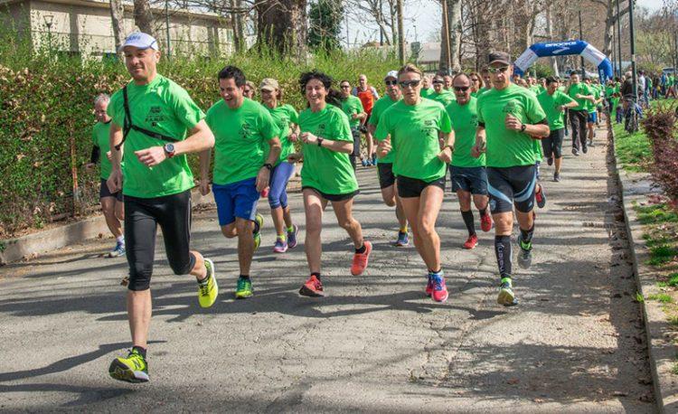 Di corsa per aiutare la Fondazione Faro