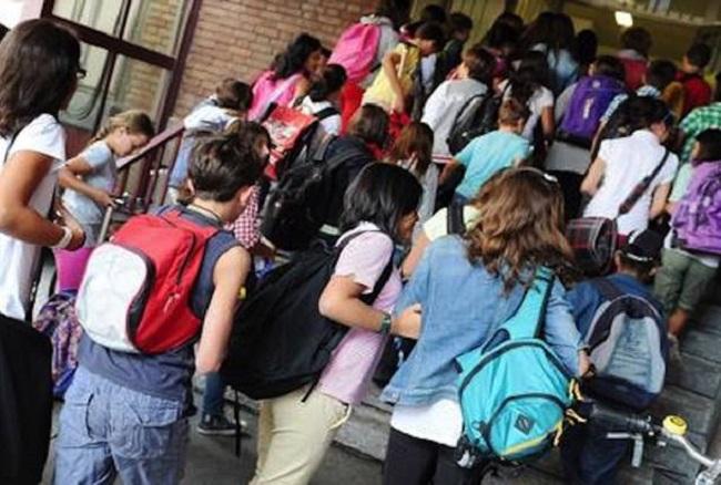 Calendario scolastico, si riparte il 9 settembre