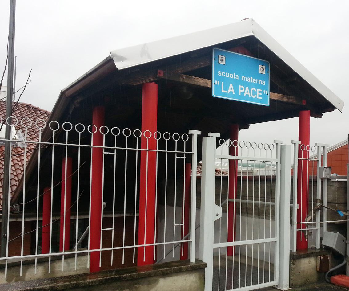 TROFARELLO – Altri duemila euro per la sistemazione della scuola La Pace