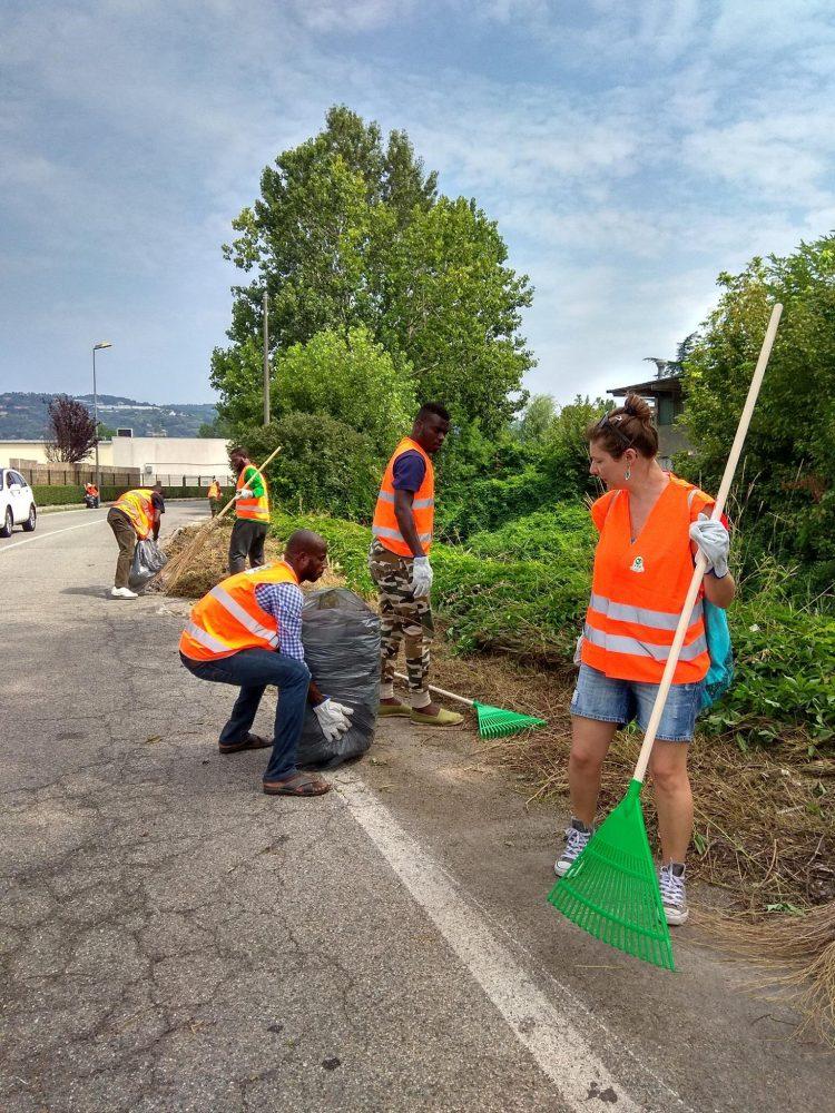 MONCALIERI – Sabato 30 giugno nuovo appuntamento con Borgate Pulite