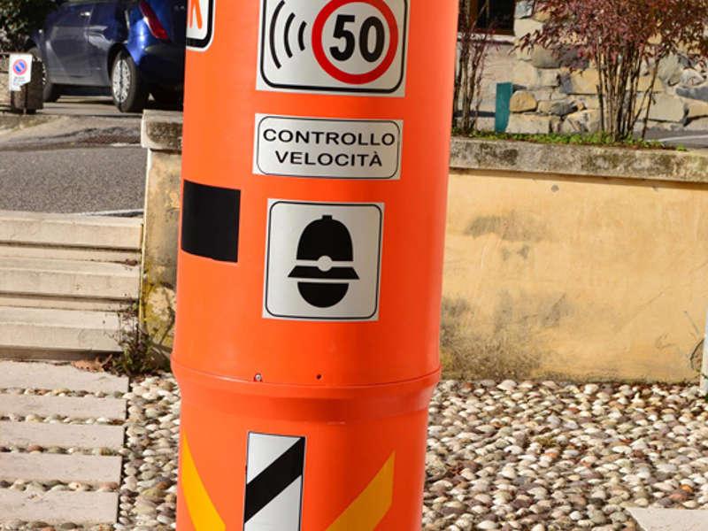 VINOVO – Poche multe dai velo ok nel 2018