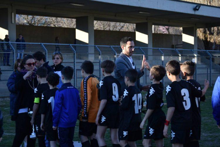 MONCALIERI – Spettacolo e gol al torneo di Pasqua di Moncalieri Academy