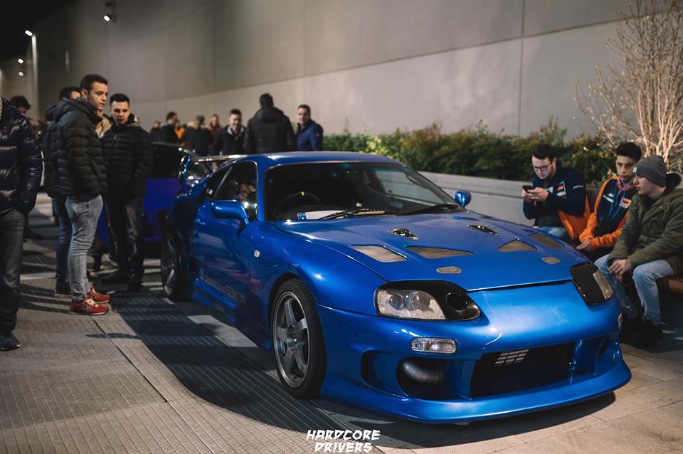 NICHELINO – Nuovo raduno di auto sportive a Mondojuve