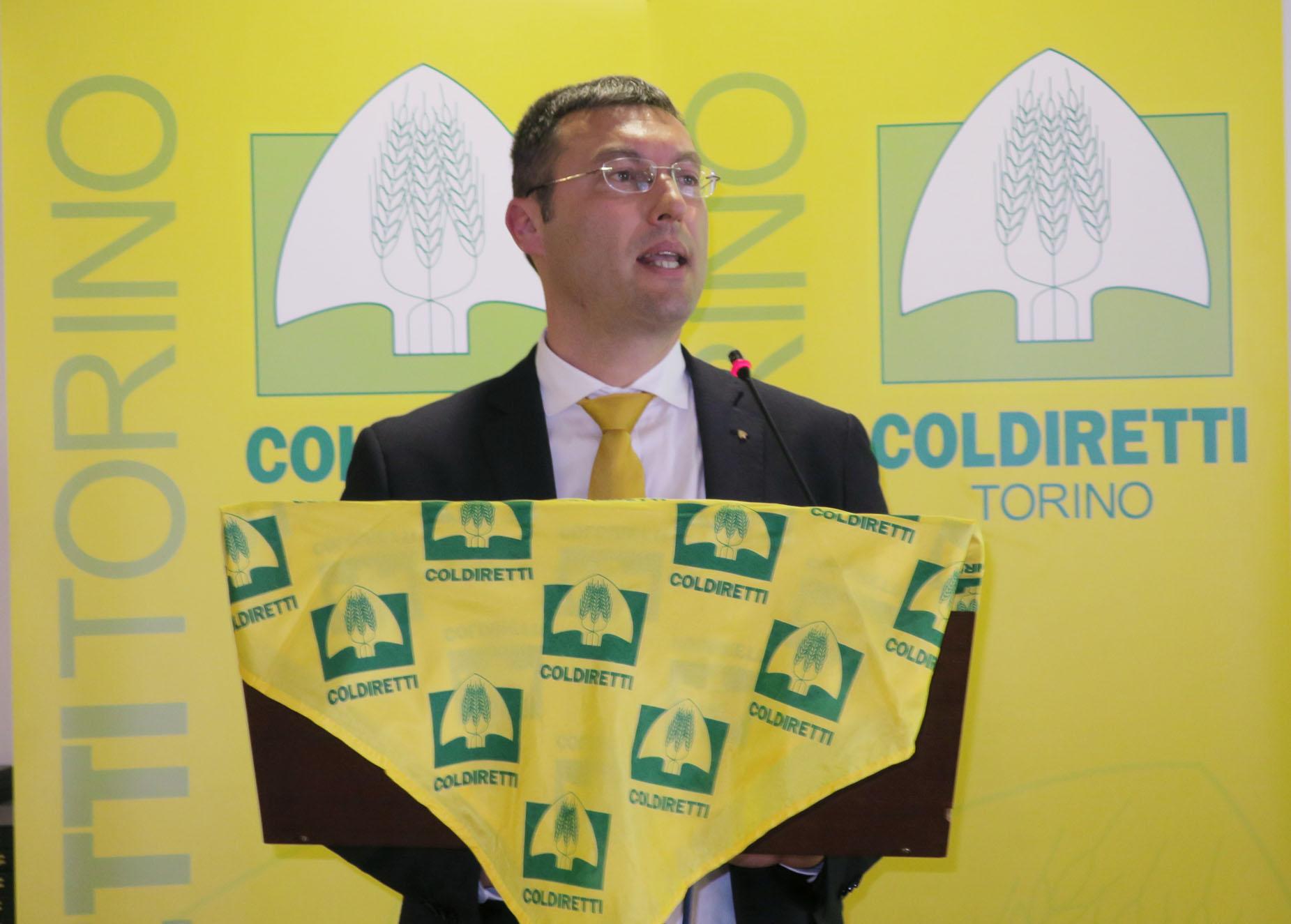 COLDIRETTI – Galbiati rieletto presidente della federazione di Torino