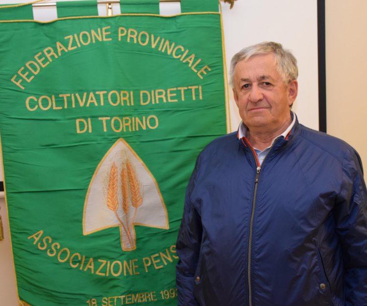 POIRINO – Cavallino confermato presidente pensionati Coldiretti