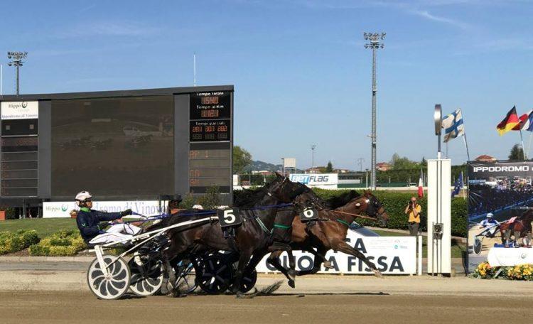 VINOVO – Sabato ricco di corse all'ippodromo