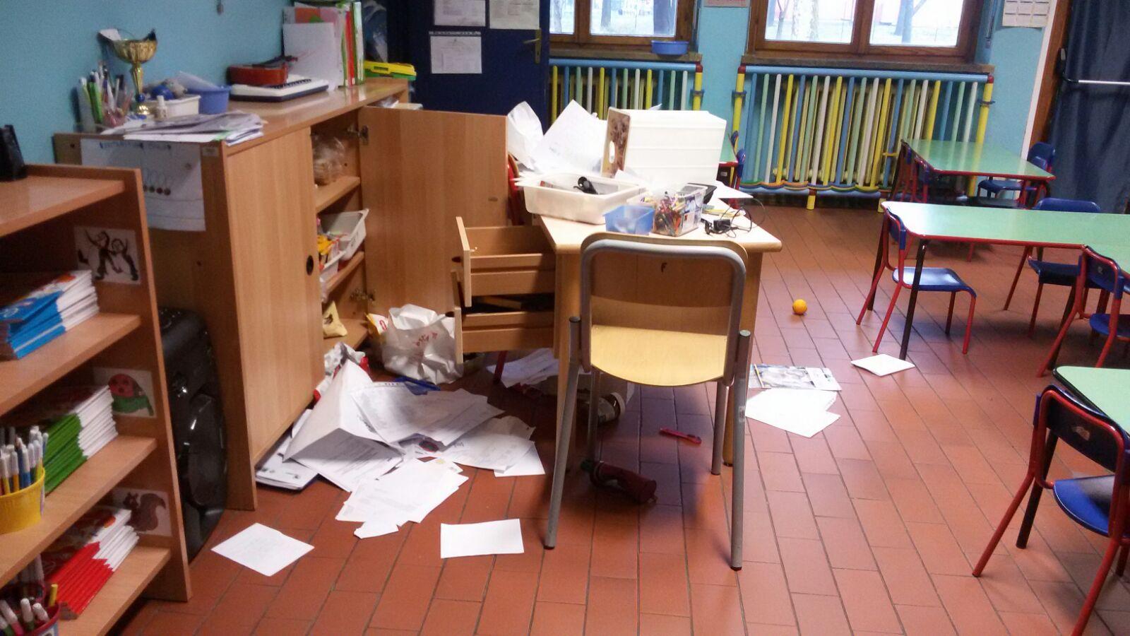 NICHELINO – Altro furto in una scuola: tocca all'Anna Frank