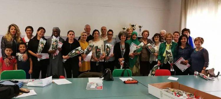 NICHELINO – Concluso il corso di italiano per donne straniere
