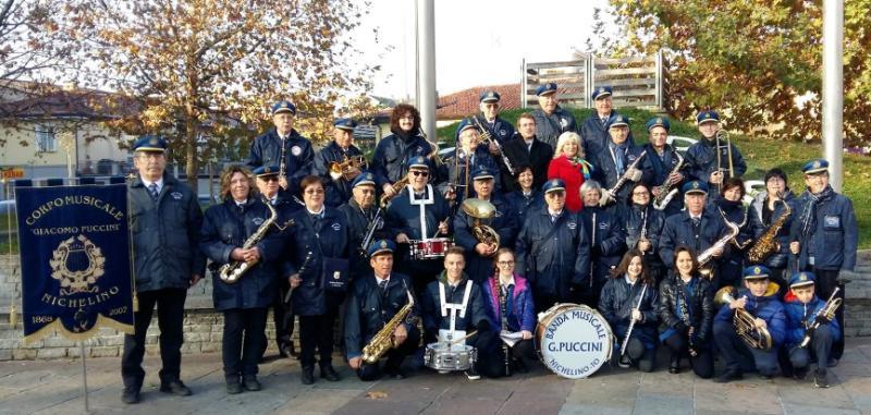 NICHELINO – La banda Puccini festeggia 150 anni