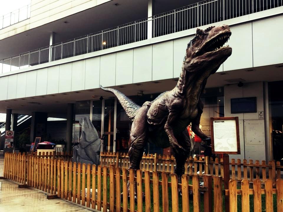 MONCALIERI – Al 45esimo Nord l'invasione dei dinosauri