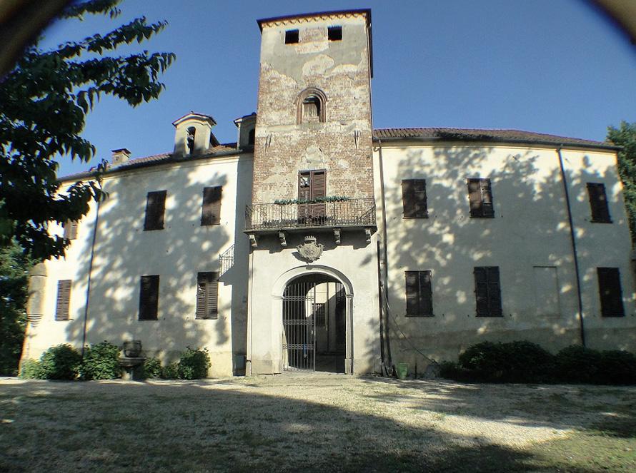 Anche il Castello Galli di La Loggia tra le residenze aperte nella giornata dell'ADSI