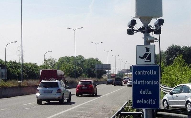 CARIGNANO – Sulla provinciale 20 in autunno arriva l'autovelox