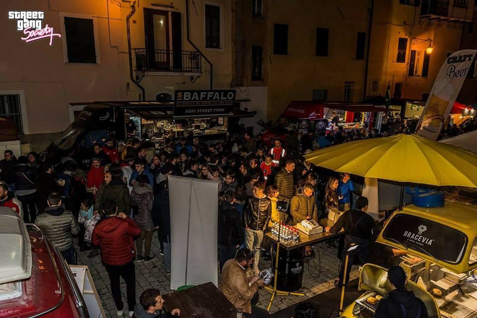 CARMAGNOLA – Streetfood e concerti nel prossimo fine settimana