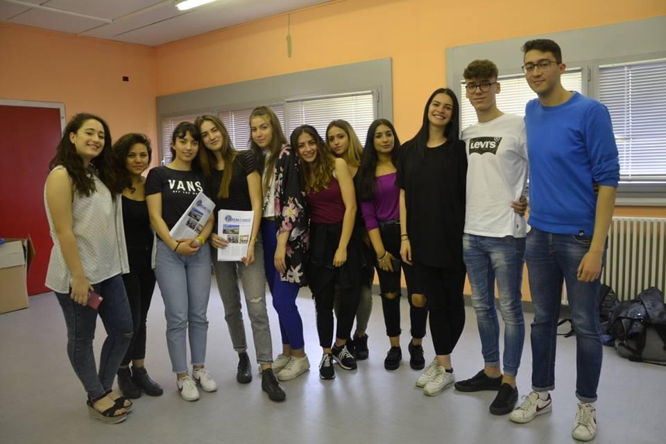 NICHELINO – Gli studenti dell'Erasmo fondano un nuovo giornale