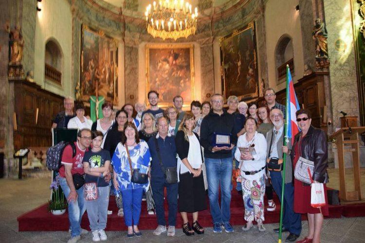 NICHELINO – Il Gruppo storico ospitato a Briancon