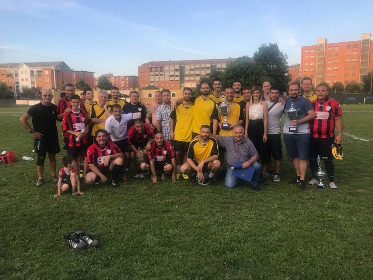 NICHELINO – Torneo dell'amicizia in via Berlinguer