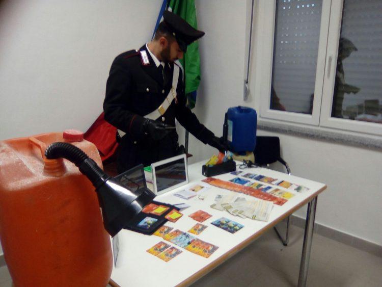 TROFARELLO – Un altro membro della banda delle carte carburante preso dai carabinieri