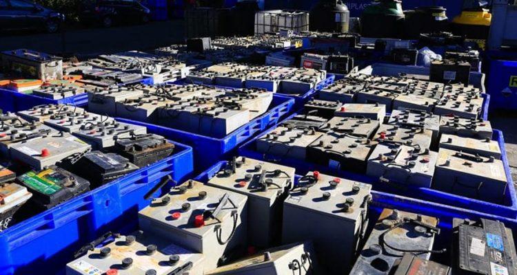 Poirino: stop al ritiro delle batterie esauste all'ecocentro