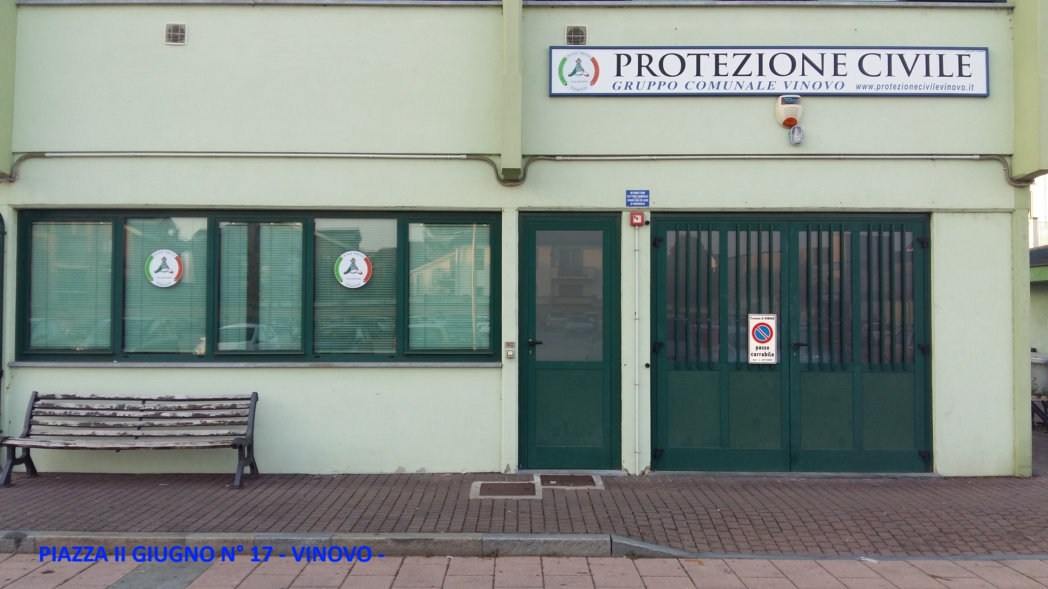 VINOVO – Campo scuola di Protezione civile per i ragazzi delle medie