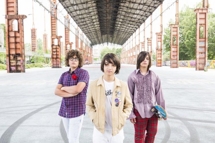 NICHELINO – The Minis gruppo spalla di Caparezza al Sonic Park