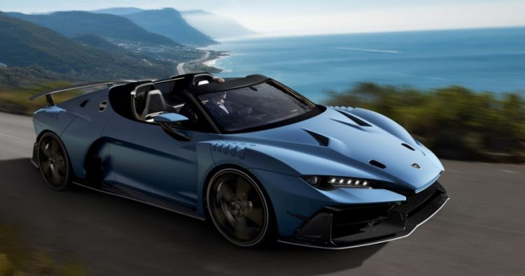 Italdesign al Festival of Speed in Inghilterra