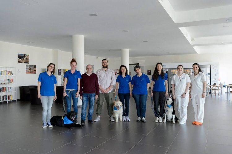 NICHELINO – Parte la sperimentazione di Pet Therapy in casa di riposo