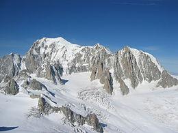 Tre ragazzi torinesi dispersi sul Monte Bianco