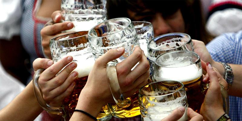 SALUTE – Sul territorio dell'Asl To 5, una persona su due beve alcol