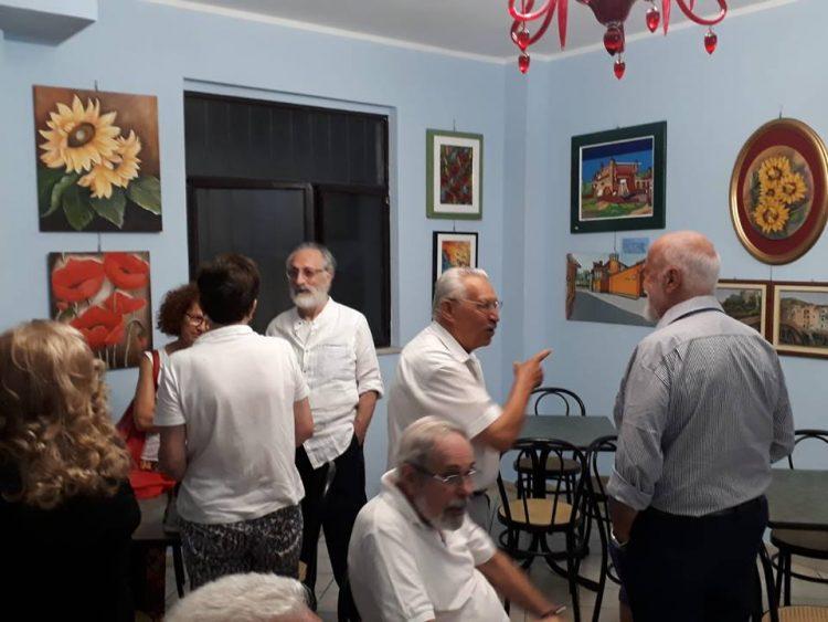 NICHELINO – I pittori del Borgovecchio in mostra al Prestige