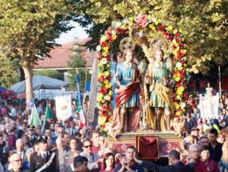 SANTENA – Modifiche alla viabilità per i festeggiamenti della patronale