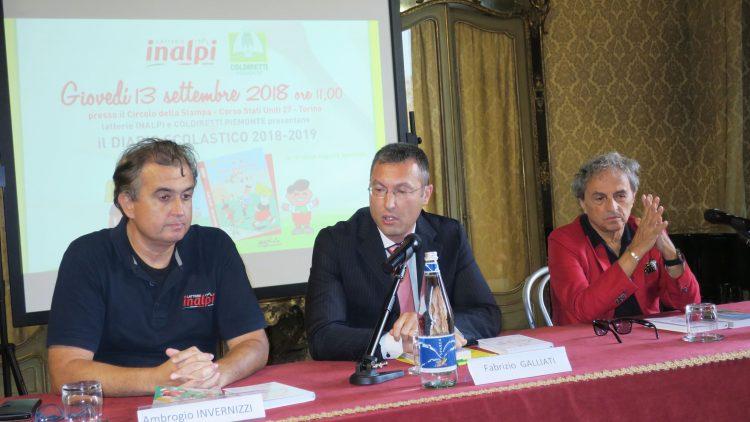 COLDIRETTI –  Realizzato il diario scolastico 2018-19, incentrato sulla filiera latte piemontese
