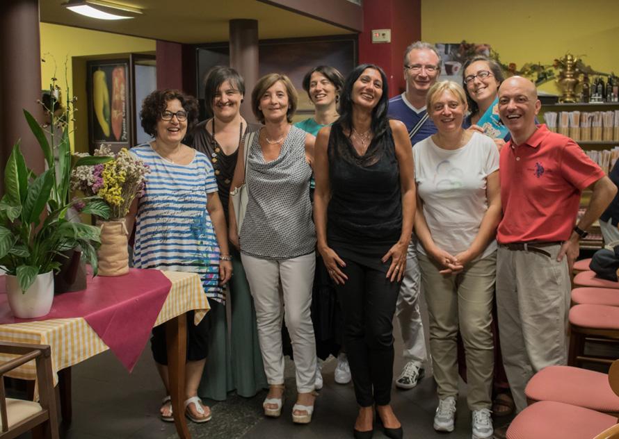 CARMAGNOLA – La stagione degli «Aperilibro» è ripartita con «Vittoria»: il riscatto al femminile raccontato da Barbara Fiorio