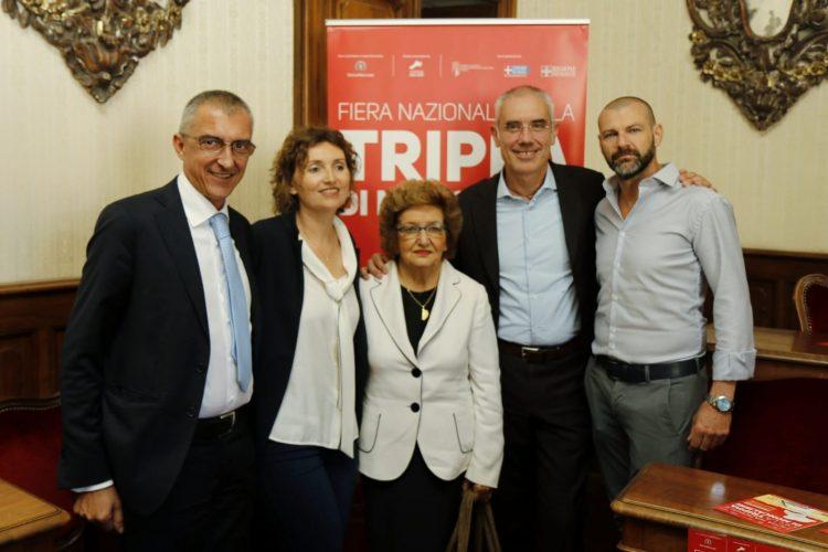MONCALIERI – Presentata l'edizione 2018 della fiera nazionale della Trippa