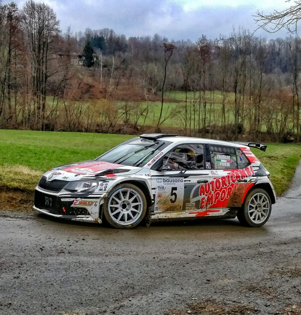 "RALLY – I team di Moncalieri in forze al ""Colli del Monferrato"""
