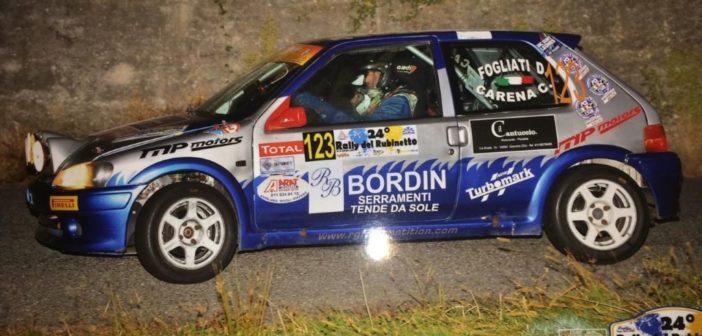 Il Mercoledì Racing Team ritorna al Rally del Rubinetto
