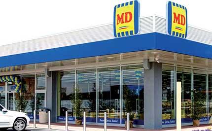 VINOVO – Inaugurato il nuovo discount MD