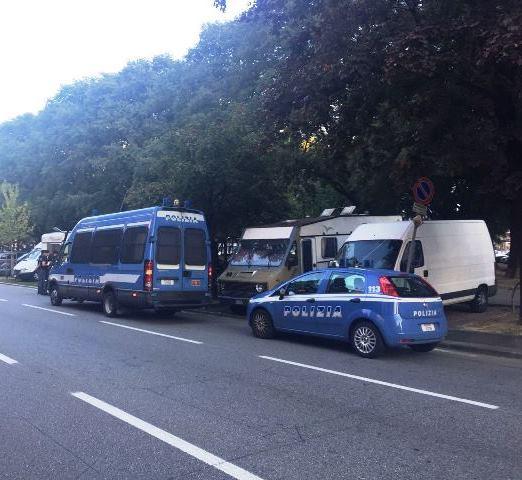 Polizia: controlli straordinari del territorio
