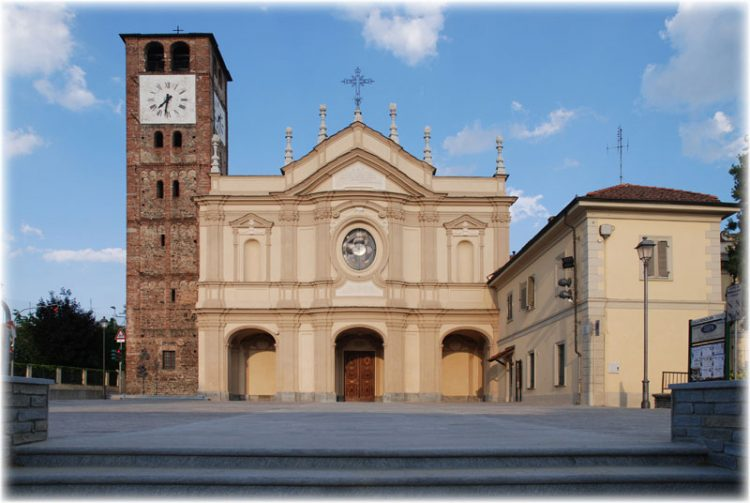 MONCALIERI – Svaligiata la casa parrocchiale di Testona