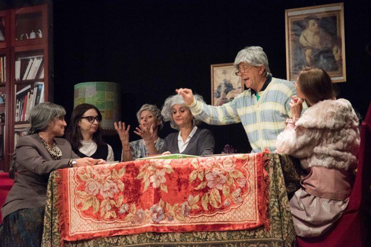 CARMAGNOLA – Un successo l'exploit teatrale del «Gruppo di lettura»