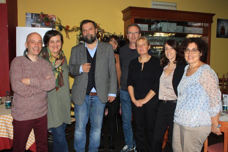 All'Aperilibro del Gruppo di lettura di Carmagnola: «L'esilio» di Simone Lenzi